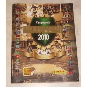 Álbum Campeonato Brasileiro 2010 - Panini