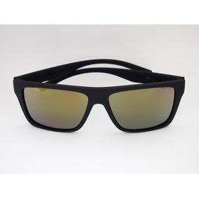 Óculos Solar Hb Floyd Matte Black Espelhado Original Nfe f118a5063f