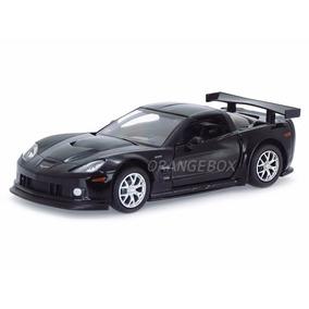 Super Marcas 1:32 Chevrolet Corvette C6-r Preto Dtc 3388