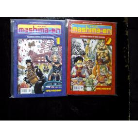 Coleção Mashima-en Número 1 E 2