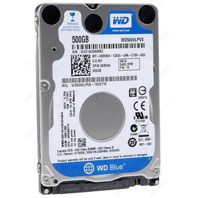 Hd Notebook Wd 500gb 2,5 Sata 6.0gb/s Wd5000lpcx 16mb 5400