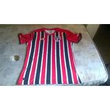 Camisa São Paulo Fc Under Armour 2015 Listrada Pouco Usada