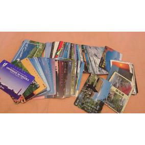 Loucura 40 Cartões Telefônicos Diferentes Do Japão