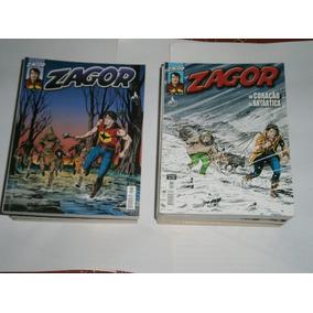 Zagor Da Mithos Com 192 Paginas Para Colecionadores