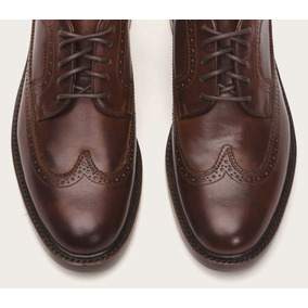 Remate Zapato Oxford Frye Mocasin 27mx Piel Luxury Brand