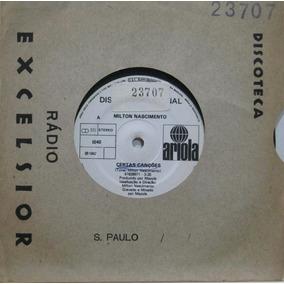 Milton Nascimento Compacto Certas Canções 1982