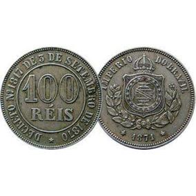 Moeda De 100 Reis