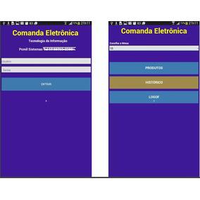 Codigo Fonte Completo Comanda Eletronico Delphi Xe8 Android