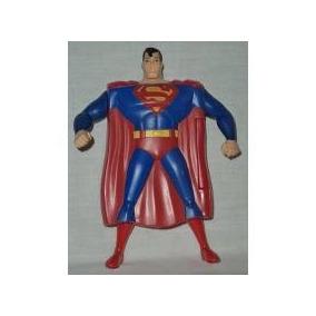 Porta Cards (cartões) Super Homem 13 Cm Brinde Antigo