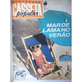 Coleção Casseta Popular - 16 Exemplares - Anos 1986/87/88