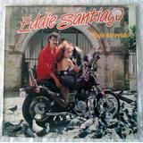 Eddie Santiago - Sigo Atrevido! Disco De Vinilo Lp
