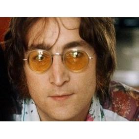Oculos John Lennon Amarelo - Óculos no Mercado Livre Brasil a6dee6ede7