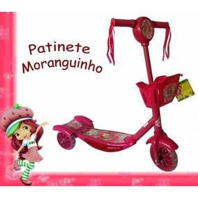 02 Patinete Infantil Musical C/ Luzes 3 Rodas-envio Imediato