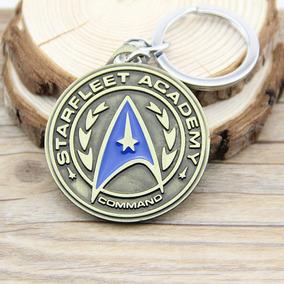 469d9cdde4597 Chaveiro Star Trek Jornada Nas Estrelas Pronta Entrega