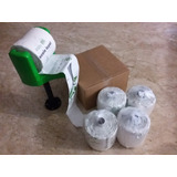 Sacola Biodegradável Alça Camiseta 38x53 Em Bobinas 1000 Uni