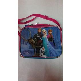 b148a2b2a Loncheras Frozen - Carteras, Morrales y Billetera en Mercado Libre ...