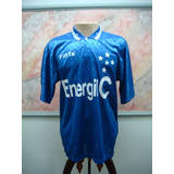 Camisa Futebol Cruzeiro B. Horizonte Mg Finta Antiga 1630 95f5f02c3d546