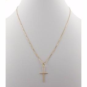 Cordao Ouro 18k 750 Masculino Grosso Com Pingente - Corrente de Ouro ... ae1541a7e1