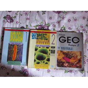 Biologia - Coleção 3 Volumes - Amabis E Martho Com Respostas