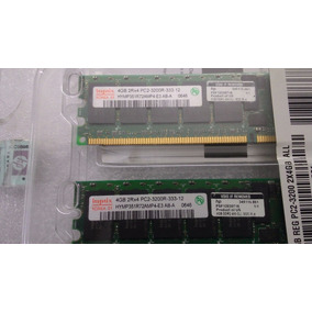 Kit Memoria 8gb Pc2-dell Poweredge(4gbx2) Ddr2-3200r-lacrada