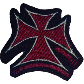 Bordados Cruz De Malta E - Artigos de Armarinho no Mercado Livre Brasil e10afbcb40ae6