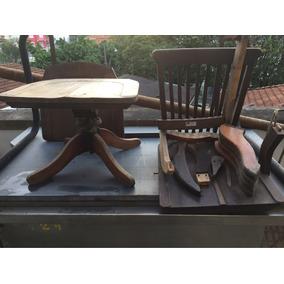 Peças De Cadeiras Diretor Antigas