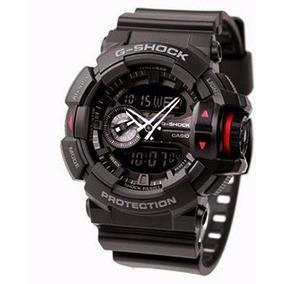 7d11ce62f8a Relogio Casio G Shock Ga 400 1b - Relógios De Pulso no Mercado Livre ...