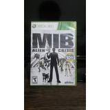 Videojuego Mib Alien Crisis, Para Xbox360 Hd