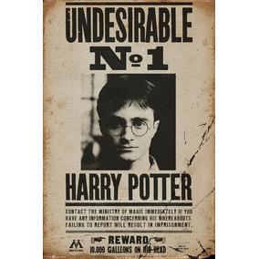 Harry Potter Poster Licenciado - Oficial
