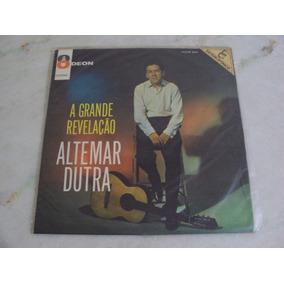 Lp Altemar Dutra 1972 A Grande Reveção (novissimo)