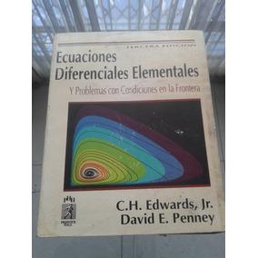 ecuaciones diferenciales elementales kells