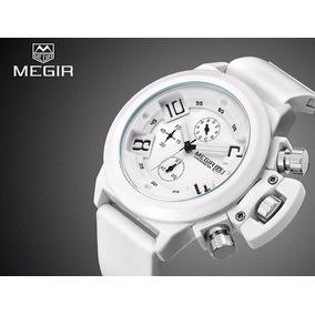 Relógio Megir 2002 Masculino Original A Prova D