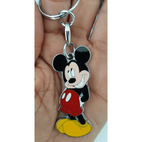 Mickey Mouse Precioso Llavero Metalico Mickey Mouse 1377 d90f804c628