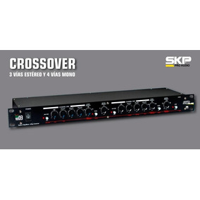 Crossover Vx 03 Skp Stereo 3 Ways And Mono 4 Ways