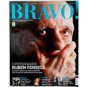 Revista Bravo N.147 - O Personagem Rubem Fonseca