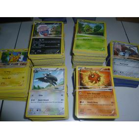 Lote 300 Cartas Pokemon