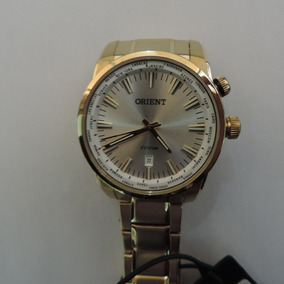 56dc4fcf044 Relógio Orient Mgss1098 Masculino Visor Prata Original 100m