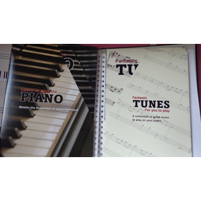 Ultimate Piano - Método Partitura Aprenda Tocar Piano Import