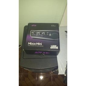 Placa Avid Mbox