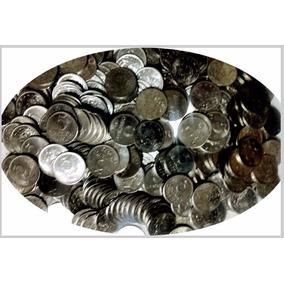 Moedas De 5 Cent.não Fao-100 Moedas Veja Descrição-lote006