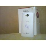 Lg Joy Tv Dual Câmera Traseira 1820 Mah