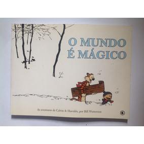 Calvin E Haroldo O Mundo E Magico
