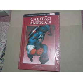 Capitão América - Salvat Vermelha Vol 7 - Lacrado