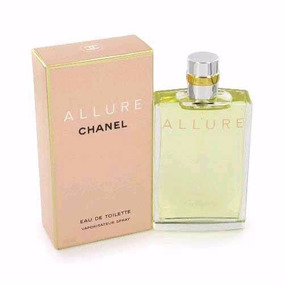 Perfume Chanel Allure 100ml Edt Para Mujer