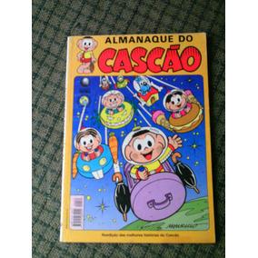 Almanaque Do Cascao N. 74 - Editora Globo