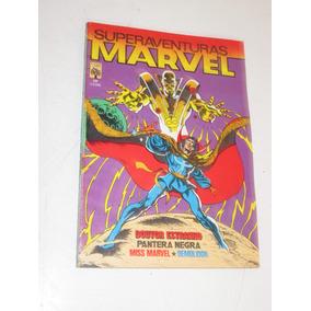 Superaventuras Marvel Nº 10 Editora Abril 1983 Ótimo Estado!