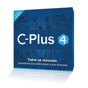 Software C-plus 4 Slim 1 Servidor C/ 1 Usuarios + Pdv