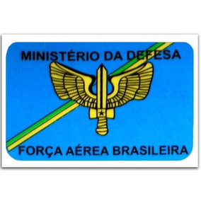 Adesivo Ministério Da Defesa Fab