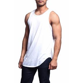 e36bb22c5 Camiseta Camisa Regata Masculina Longline Oversized Swag