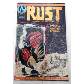 Rust Nº 1 Limited Edition Variant - First Spawn Appearance